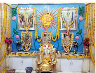 मंदिर में शताब्दी समारोह पर तीन दिवसीय आयोजन 7, 8 एवं 9 जनवरी को