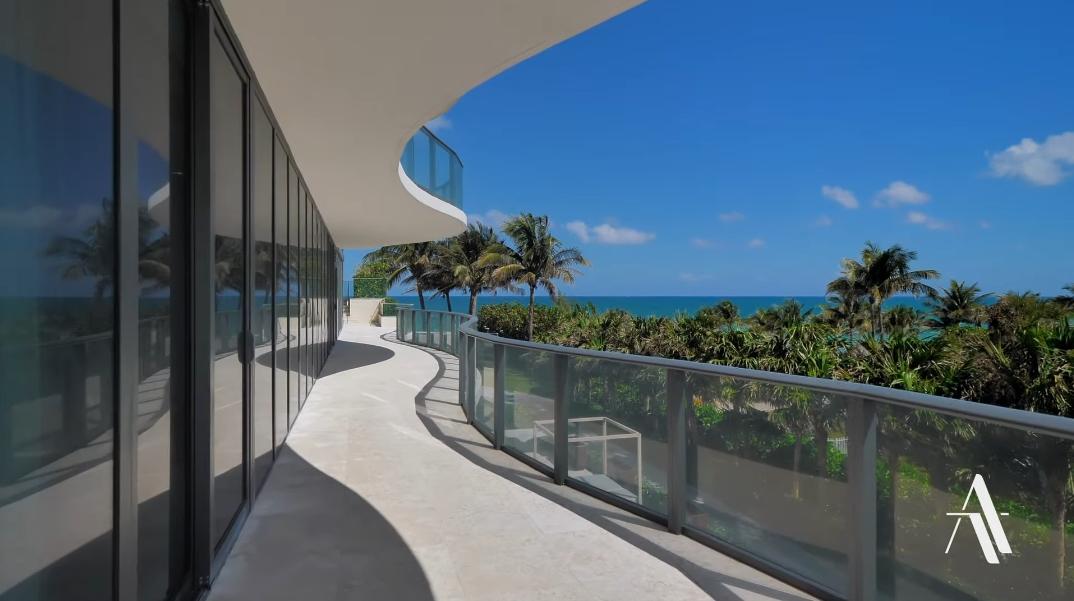 82 Interior Photos vs. 19575 Collins Ave #3, Sunny Isles Beach, FL Ultra Luxury Condo Tour