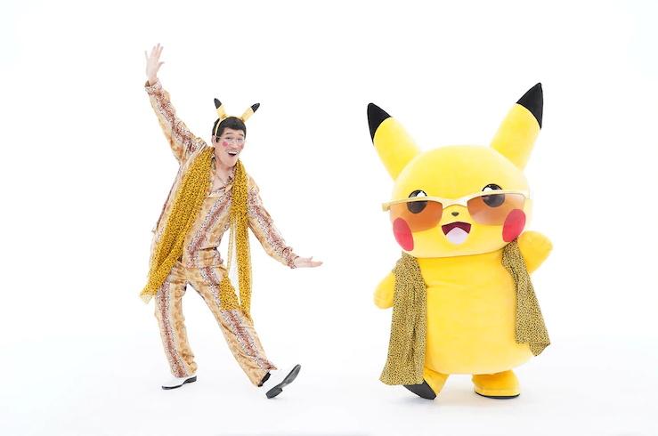 """Pikachu dan Pikotaro Umumkan Lagu Kolaborasi """"PIKA to PIKO"""""""