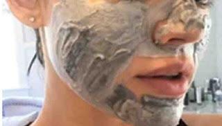 غلق مسامات الوجه طبيعيا