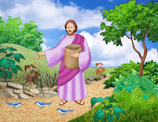 Catholic Daily Reading + Reflection, 18 September 2021 - Parable Of The Sower