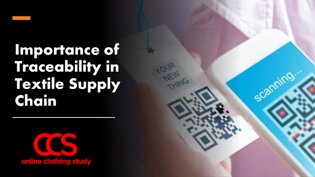 Importance of traceability in the textile and fashion supply chain