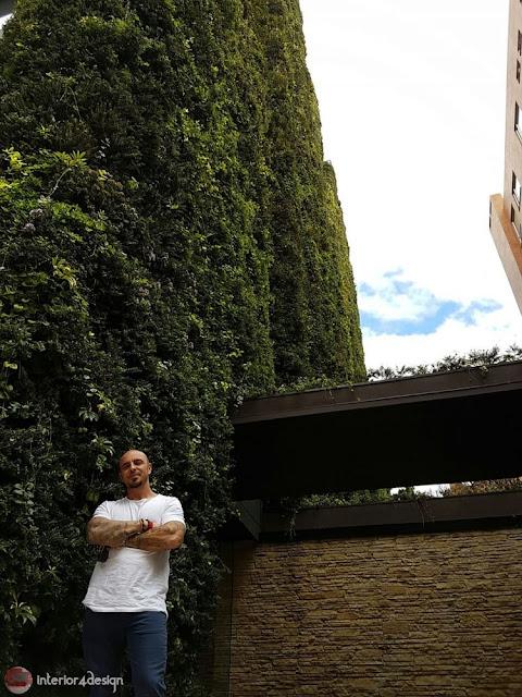 The World's Largest Vertical Garden