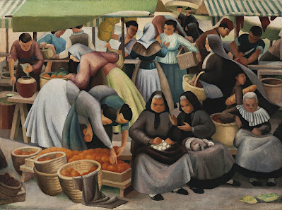 Catalan Market (1939), Sheila Hawkins