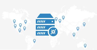 Variasi Lokasi Server Hosting