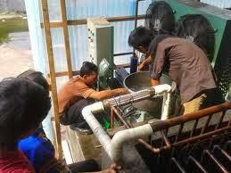JASA SERVICE CHILLER SEMPER BARAT - CILINCING - JAKARTA UTARA