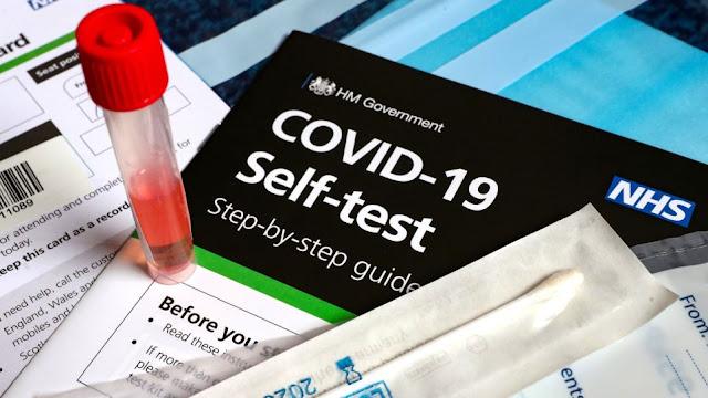 Self testing: Έτσι θα κάνετε το τεστ κορωνοϊού στο σπίτι σας