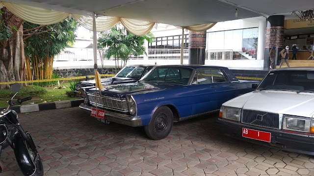 Ford Galaxie 500 Menko Ekuin Indonesia