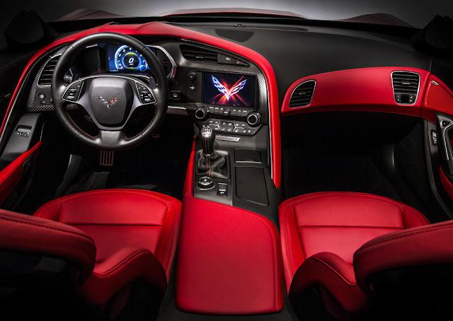 2016 Chevrolet Corvette Z06 Features, Design, Performance Review