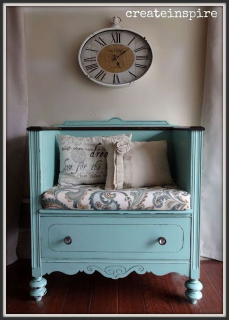 http://www.hometalk.com/3502463/antique-dresser-turned-bench