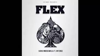FLEX LYRICS SIDHU MOOSE WALA