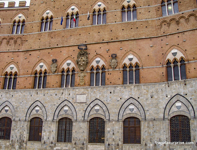Palazzo Comunale, Siena, Itália