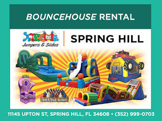Bouncehouse Rental in Spring Hill FL