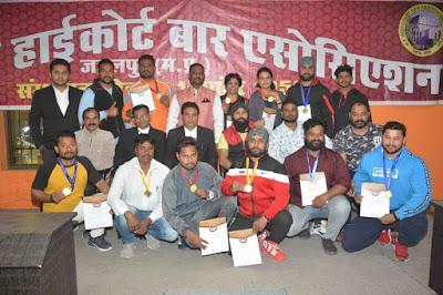 National Power Lifting Championship Madhya Pradesh Team News