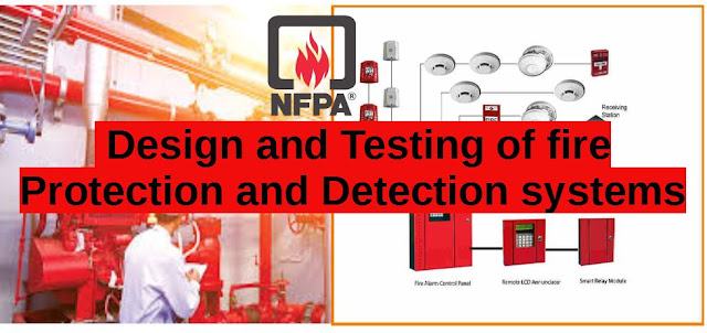 Design Of Fire Protection And Detection Systems