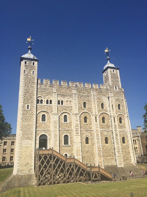 This Month I.... August, Tower Of London, London, Visit, History,