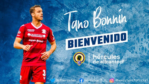 Tano Bonnin regresa a España al Hércules de Alicante