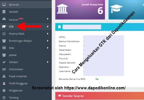 Dapodikonline Com Panduan Aplikasi Pendidikan Untuk Guru Operator Sekolah Dan Tenaga Kependidikan
