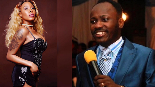 Image result for apostle suleman and stephanie otobo