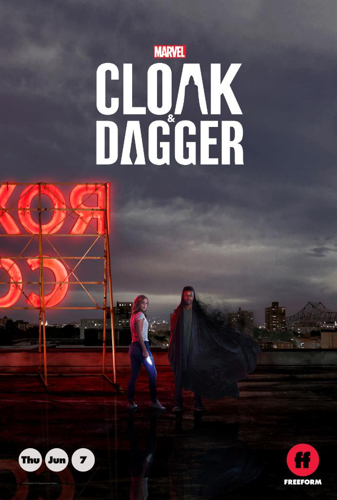 Marvel'S Cloak & Dagger Staffel 3