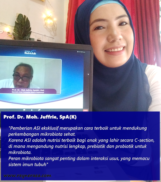 Dokter Spesialis Anak Konsultan Gastro Hepatologi  Prof. Dr. Moh. Juffrie, SpA(K), PhD