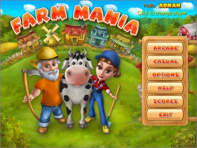 تحميل لعبه Farm Mania برابط واحد من ميديا فاير
