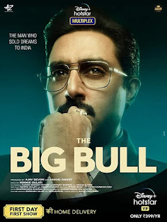 The Big Bull First Look Poster 4