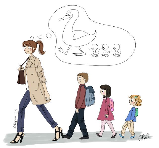 2 ou 3 enfants ?! : le deuil de la maternité.