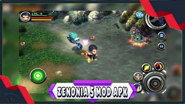Cara Instal Zenonia 5 Mod Apk Full Offline
