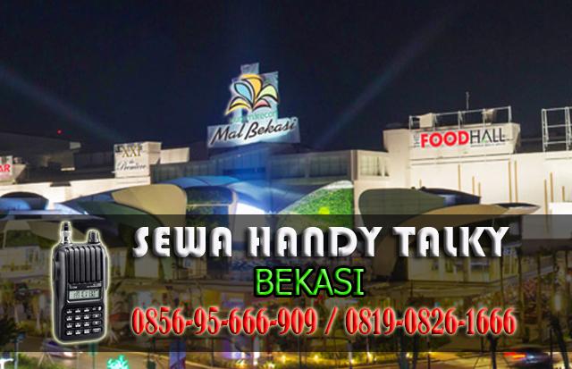 Pusat Sewa HT Bekasi Pusat Rental Handy Talky Area Bekasi