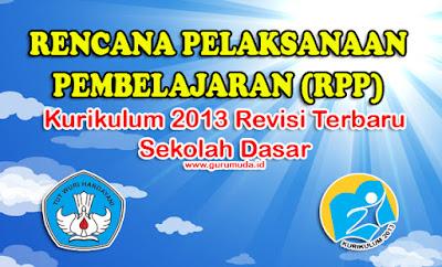 RPP SD Kurikulum 2013