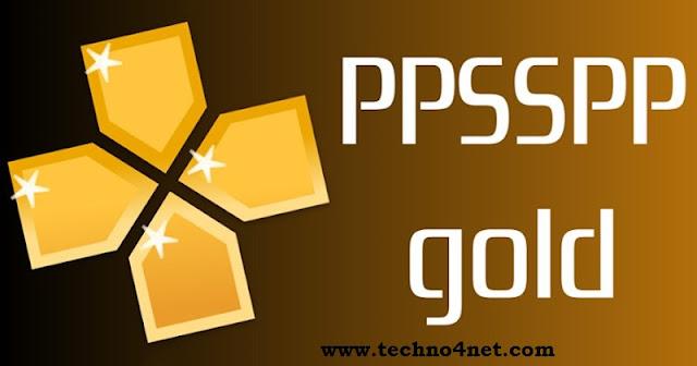 ppsspp gold apk تحميل