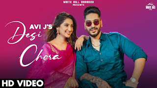 Desi Chora Lyrics - Avi J Feat. Isha Sharma | Quan | New Haryanvi Song Haryani 2021