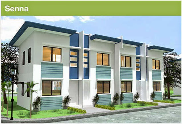 Low Cost Housing In The Philippines Nuvista Sjdm Bulacan