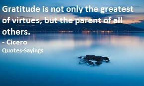 quotes on gratitude