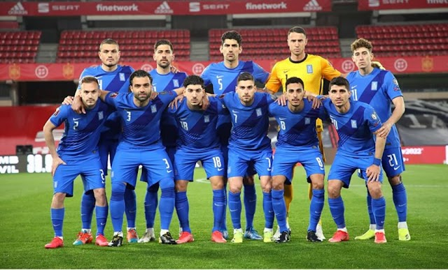 Ελλάδα: Κέρδισε πόντους στην κατάταξη της FIFA, ανέβηκε 51η