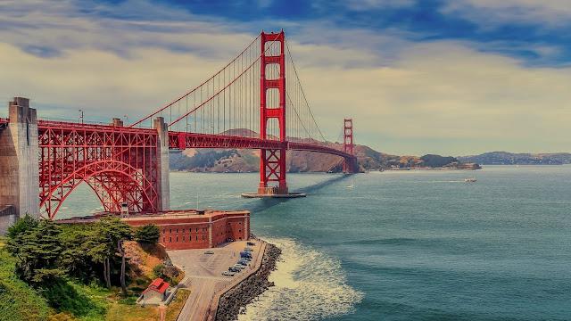 לבקר בגשר הזהב: המלונות המומלצים ביותר בסן פרנסיסקו 2018
