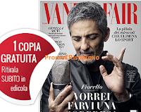 Logo Vanity Fair: coupon omaggio per nuova copia gratuita
