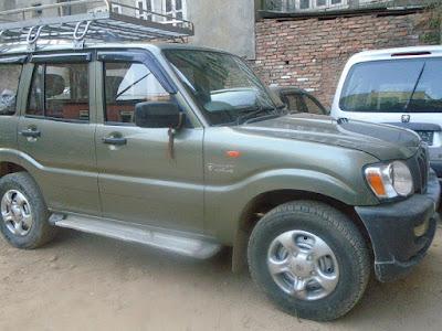 Best car and hiace rental agency kathamndu