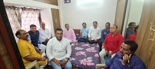 चौपाल की सफलता के लिए हिंदी पत्रकारों से मांगा समर्थन | #NayaSaberaNetwork