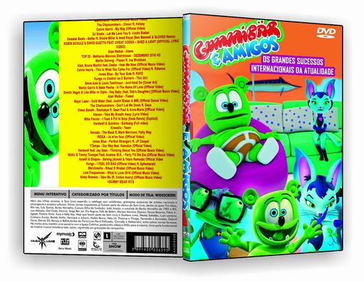 dvd do gummy bear completo em portugues