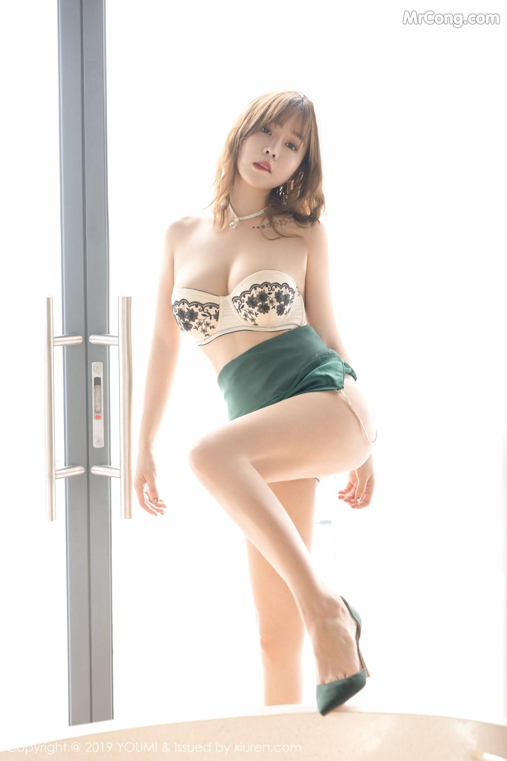 YouMi Vol.390: Wang Yu Chun (王雨纯) (52 ảnh)