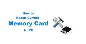 How to Fix the Corrupt Memory Card? Using This Method