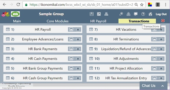 IKONOMIKAL R2 CLOUD HR PAYROLL PROGRAMS AND DOCUMENTS AND REPORTS – Tax Payment Report Worksheet