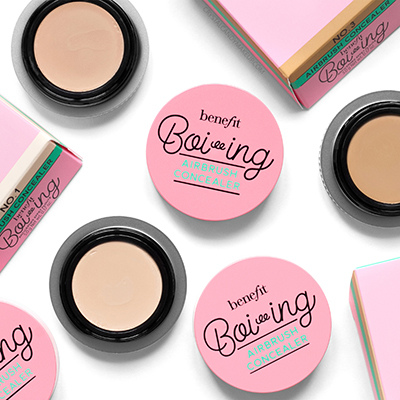 Benefit Boi-ing Airbrush Concealer Review