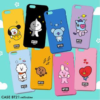 Case BT21