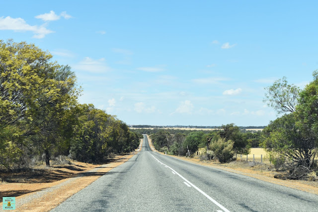 Carreteras en Western Australia