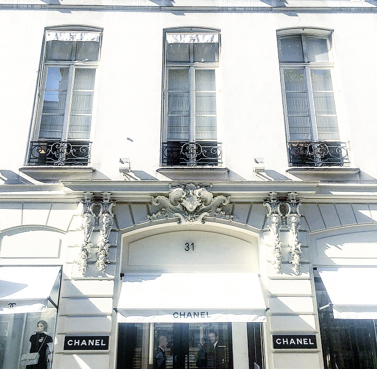 31 rue cambon, Chanel How to Instagram Paris Like A Parisian