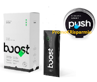 Logo Ringana : vinci gratis 10 Sport Push e Sport Boost