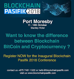 Interested to learn more about blockchain technology, cryptocurrency and bitcoin in PNG?